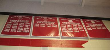 Conference Championship Banners (Updated)